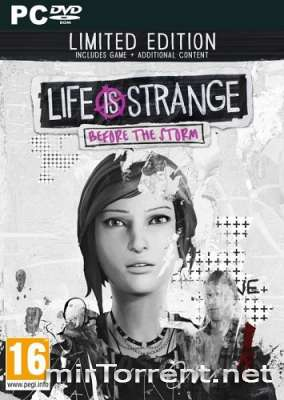 Life is Strange Before the Storm The Limited Edition / Лайф из Стрендж Бефоре зе Сторм