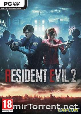 Resident Evil 2 / Biohazard RE:2 Deluxe Edition / Резидент Эвил 2