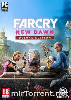 Far Cry New Dawn Deluxe Edition / Фар Край Нью Довн Делюкс Эдишн