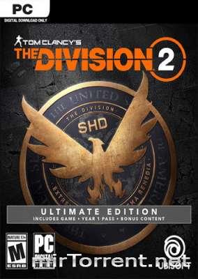 Tom Clancys The Division 2 Ultimate Edition / Том Клэнси Зе Дивижн 2 Ультимейт Эдишн