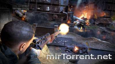 Sniper Elite V2 Remastered / Снайпер Элит V2 Ремастер