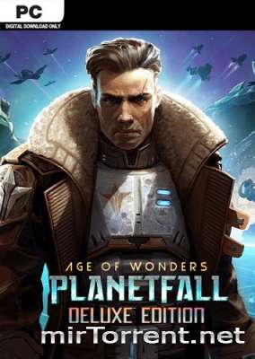 Age of Wonders Planetfall Deluxe Edition / Эйдж оф Вондерс Пленетфалл Делюкс Эдишн
