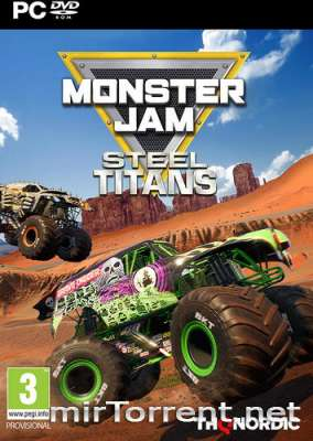 Monster Jam Steel Titans / Монстр Джем Стеел Титанс