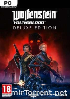 Wolfenstein Youngblood Deluxe Edition / Вольфенштейн Йонгблод Делюкс Эдишн