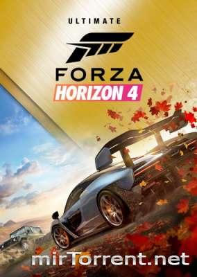 Forza Horizon 4 Ultimate Edition / Форза Хоризон 4 Ультимейт Эдишн