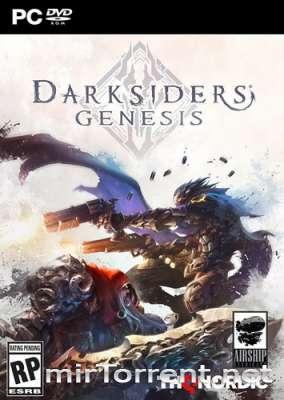 Darksiders Genesis / Дарксайдерс Генезис