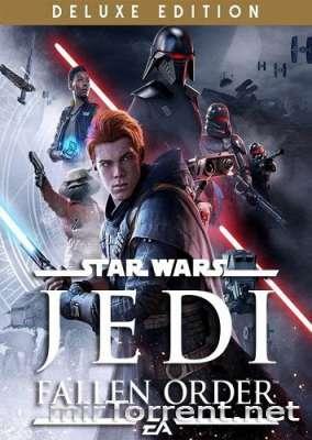 Star Wars Jedi Fallen Order Deluxe Edition / Звёздные Войны Джедаи Павший Орден Делюкс Эдишн
