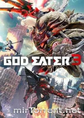 God Eater 3 / Год Итер 3