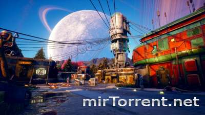 The Outer Worlds / Зе Аутер Ворлдс