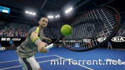AO Tennis 2 / АО Теннис 2