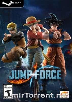 Jump Force Ultimate Edition / Джамп Форсе Ультимейт Эдишн