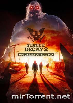 State of Decay 2 Juggernaut Edition / Стейт оф Дикей 2 Джаггернаут Эдишн