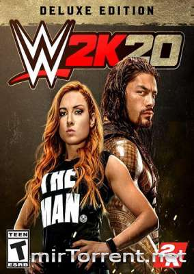 WWE 2K20 Deluxe Edition / ВВЕ 2К20 Делюкс Эдишн
