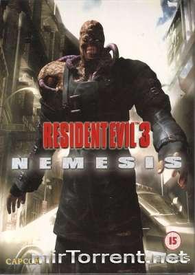 Resident Evil 3 Nemesis / Резидент Эвил 3 Немезис