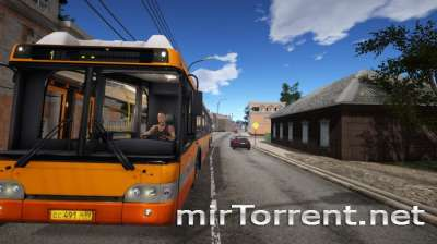 Bus Driver Simulator 2019 (2019) / Бус Драйвер Симулятор 2019