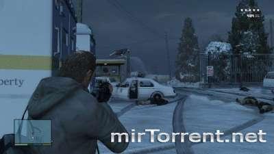 Grand Theft Auto V (EGS-Rip) / Гранд Тефт Ауто 5