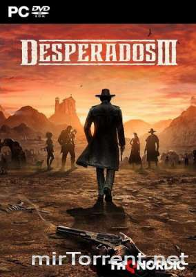 Desperados III Digital Deluxe Edition / Десперадо 3 Диджитал Делюкс Эдишн