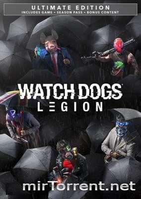 Watch Dogs Legion Ultimate Edition / Вотч Догс Легион Ультимейт Эдишн