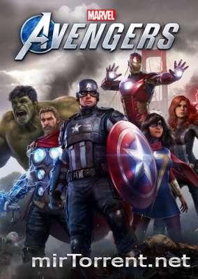 Marvels Avengers / Мстители Марвел