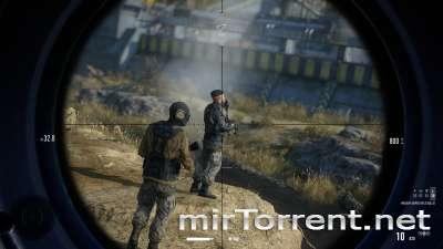 Sniper Ghost Warrior Contracts 2 Deluxe Arsenal Edition / Снайпер Хост Вариор Контракт 2 Делюкс Арсенал Эдишн